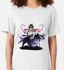 Supreme Box Logo Fairy Tail Zeref Slim Fit T-Shirt