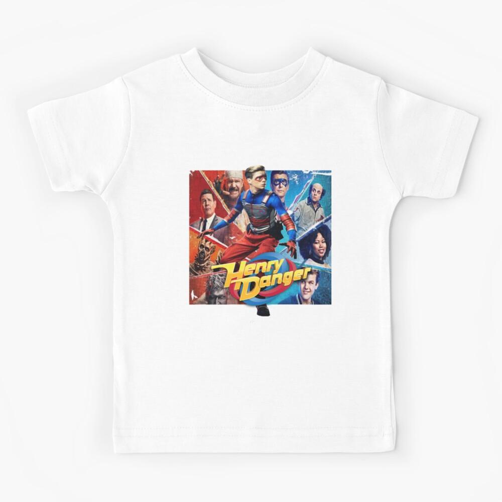 Henry Danger Good Vs. Evil Kids T-Shirt