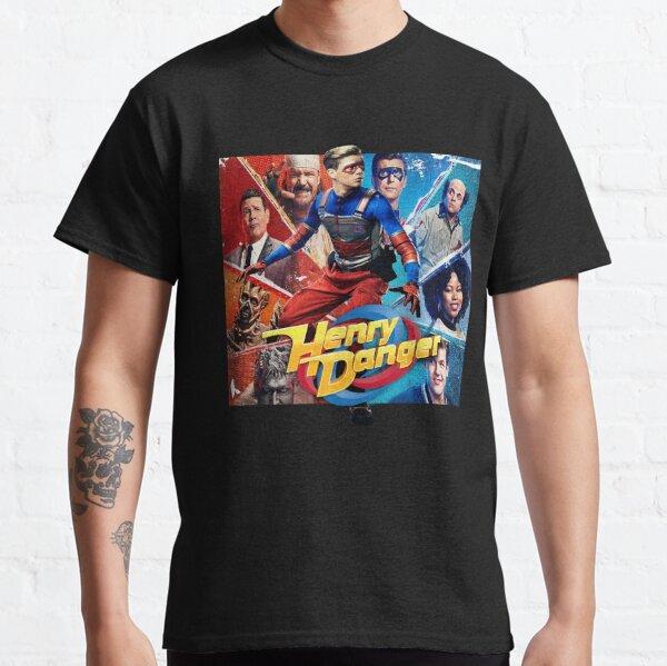 Henry Danger Good vs. Mal Camiseta clásica