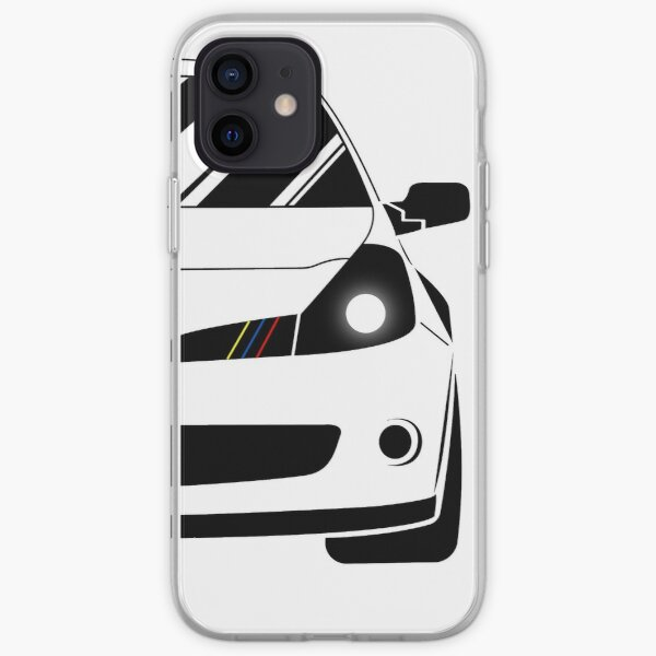 clio sport f1 team Funda blanda para iPhone