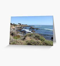 Otter Cove II Greeting Card