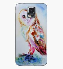 Barn Owl Case/Skin for Samsung Galaxy