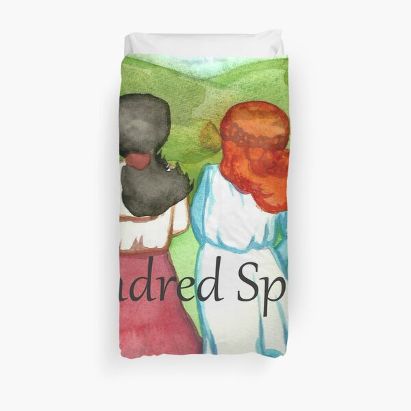 Kindred Spirits Anne of Green Gables  Duvet Cover