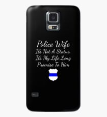 Police Wife Lifelong Promise Case/Skin for Samsung Galaxy