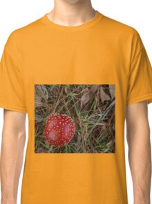 Fairy Toadstool  Classic T-Shirt