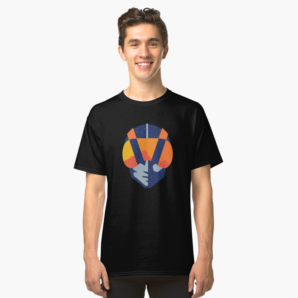Art Las Vegas aviators logo Classic T-Shirt