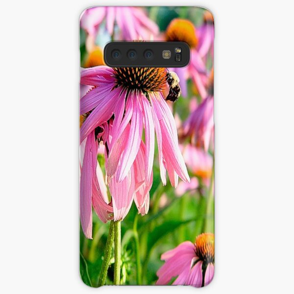 Organic Echinacea, Flower Photography, Samsung Galaxy Snap Case
