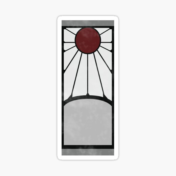 Tanjirou's Rising Sun Sticker