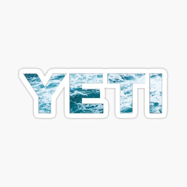 Ocean Yeti Sticker