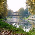 Autumn walk near the Canal by 29Breizh33