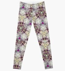 Happy Patterns Marble Mosaic Leggings