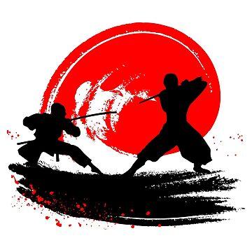 Ninjas by emirsimsek