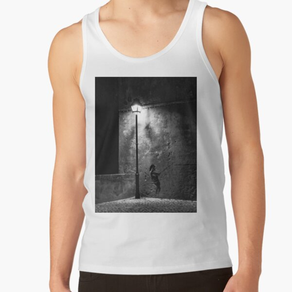 Light and shade Tank Top