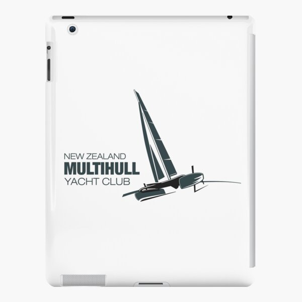 NZMYC Full Logo iPad Snap Case