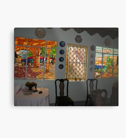 Beautiful abode Metal Print