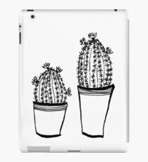 Cactus 63 black & white iPad-Hülle & Skin