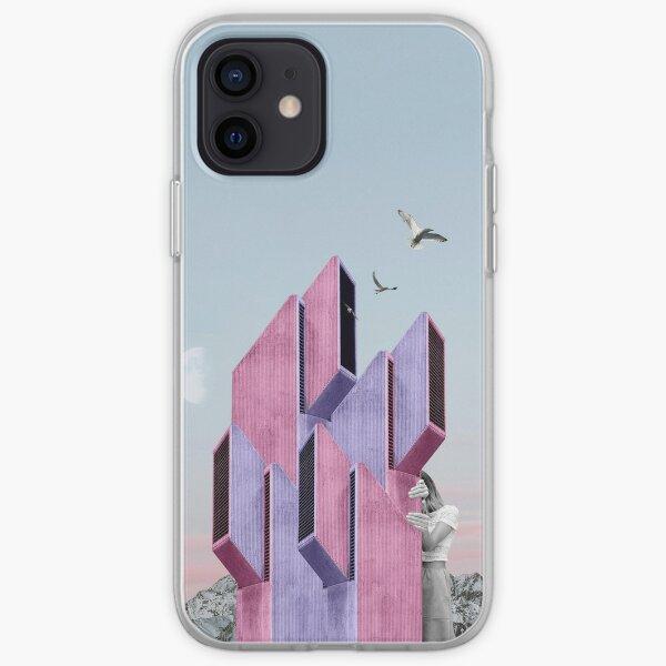 Purple World iPhone Soft Case