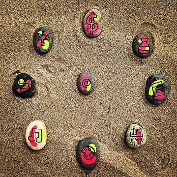 Beach Rocks by jmizac