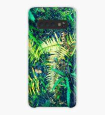bright colored ferns 03/24/19 Case/Skin for Samsung Galaxy