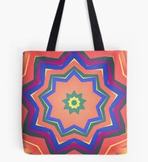 Here Comes the Sun Mandala Art - Yoga Lover Gift Tote Bag