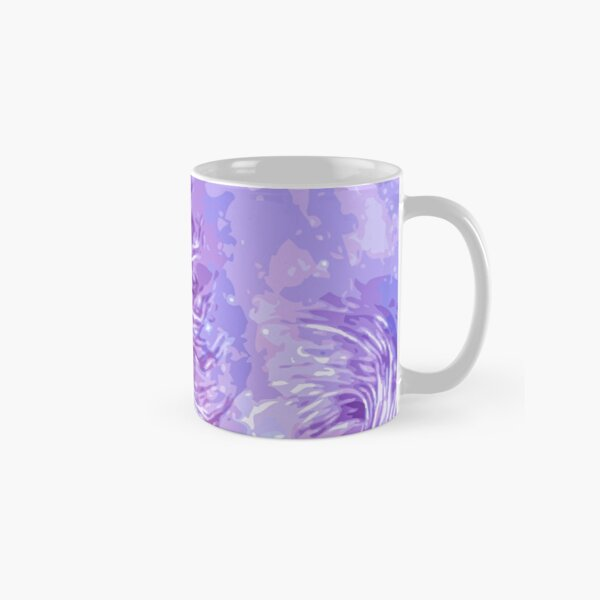 Sparkle Horse Pinks and Lavender Classic Mug