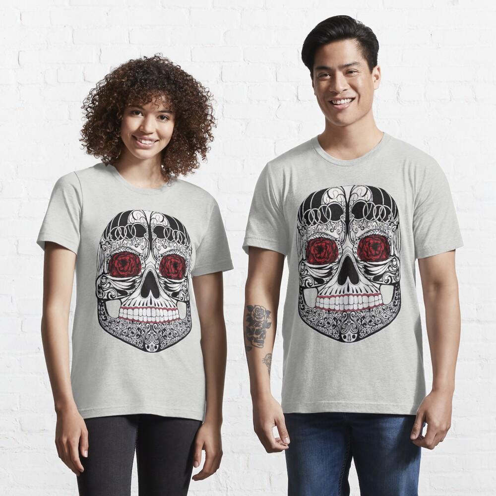 Monika's Sugar Skull Essential T-Shirt