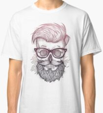 Hipster is Dead Classic T-Shirt