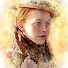 anne the green gables by Vera-Adxer