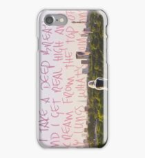 What's going on? iPhone Case/Skin