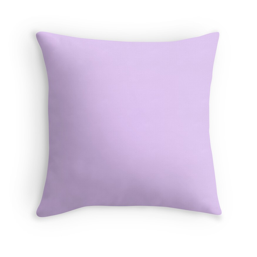 Solid Orchid Pastel Lilac