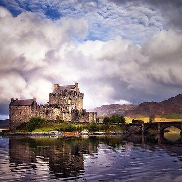 Eilean Donan Castle - Scotland by kdxweaver