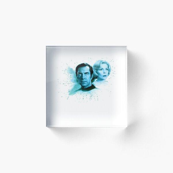 John+Helena 1 Acrylic Block