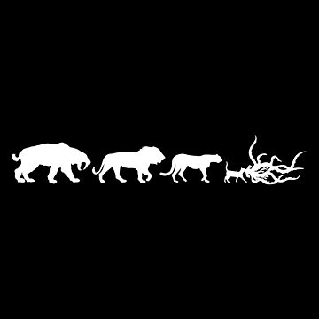 Flerken Evolution - Inverted by CCCDesign
