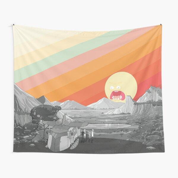 Screaming Sun (Rick et Morty) Tentures