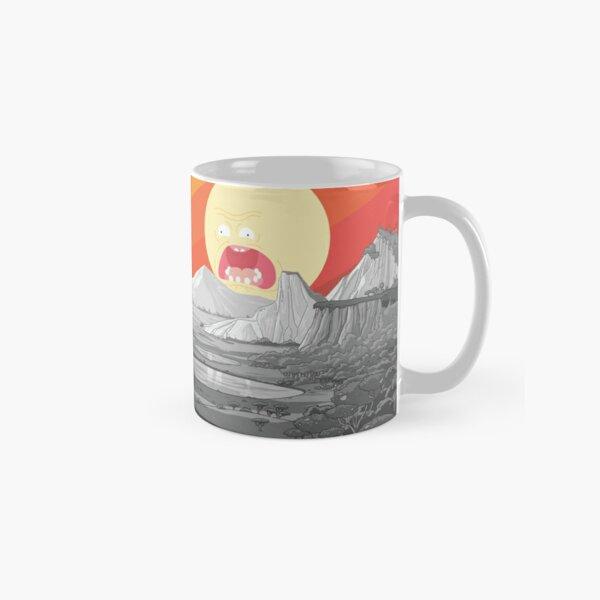 Screaming Sun (Rick & Morty) Classic Mug