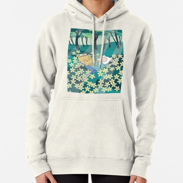 Field of Flowers (Adventure Time) Pullover Hoodie