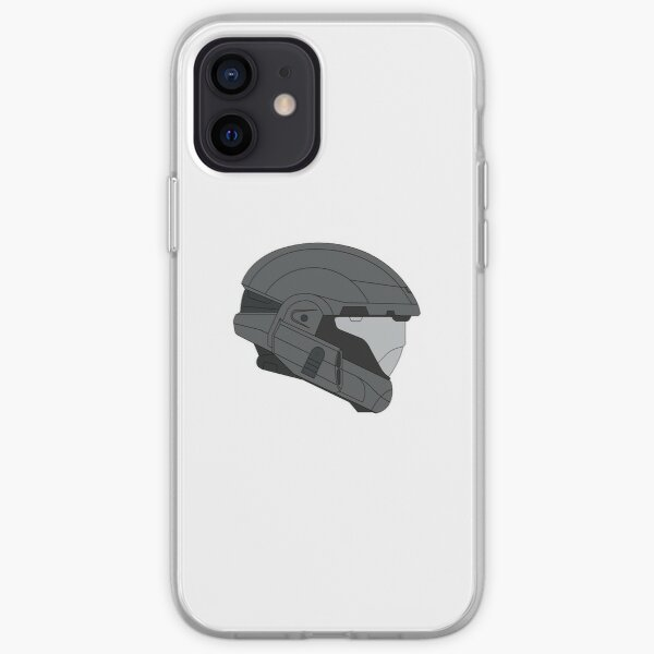 Halo 3 ODST Helmet iPhone Soft Case