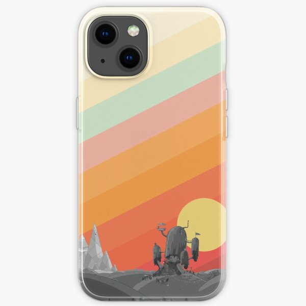 Land Of Ooo (Adventure Time) iPhone Soft Case