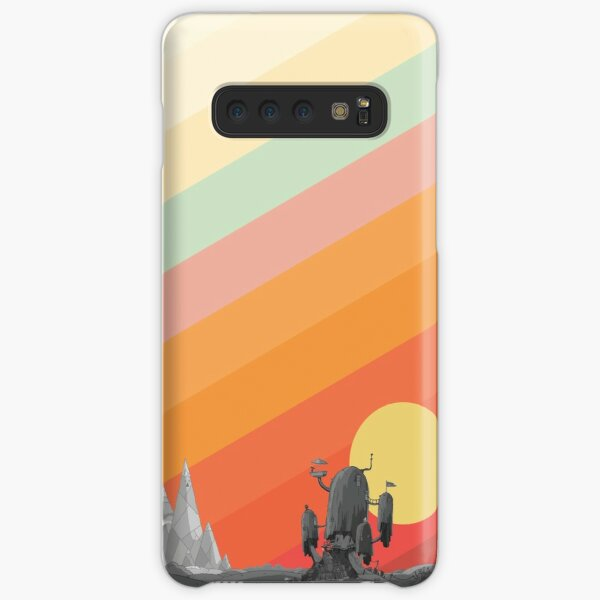 Land Of Ooo (Adventure Time) Samsung Galaxy Snap Case