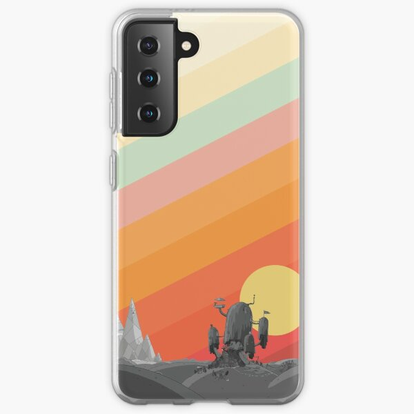 Land Of Ooo (Adventure Time) Samsung Galaxy Soft Case