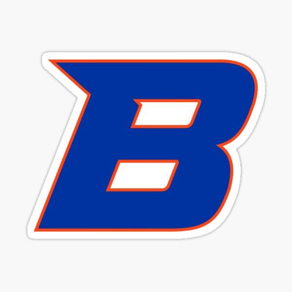 Boise State University Logo  Sticker