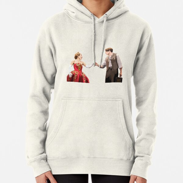 Nothing's Gonna Tear Us Apart (Transparent) Pullover Hoodie