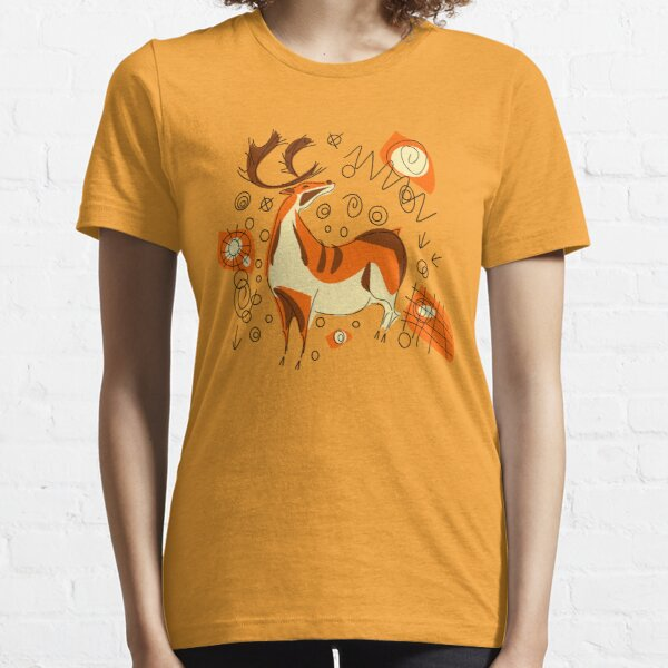 Cave Painting With Entoptics Essential T-Shirt