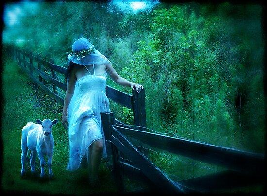 Shepherdess   by KatarinaSilva