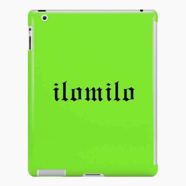 Billie ilomilo iPad Snap Case