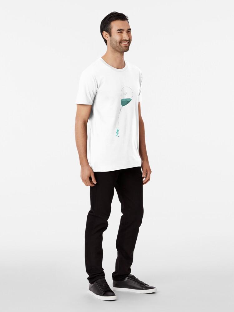 Alternative Ansicht von Dancing memories Premium T-Shirt