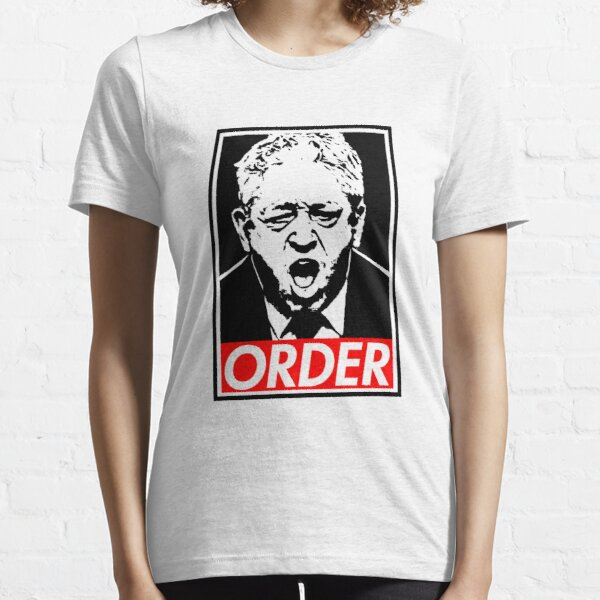 john bercow order Essential T-Shirt