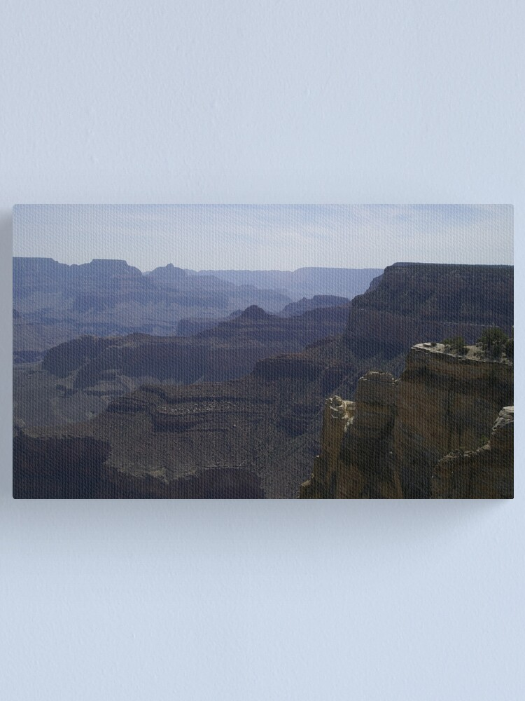 Alternate view of Grand Canyon - South Face Canvas Print