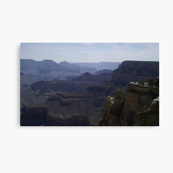 Grand Canyon - South Face Canvas Print