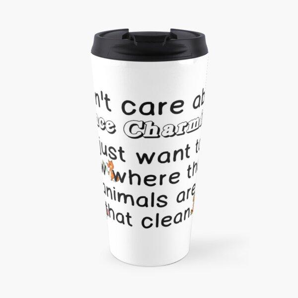 ANIMALS THAT CLEAN Travel Mug